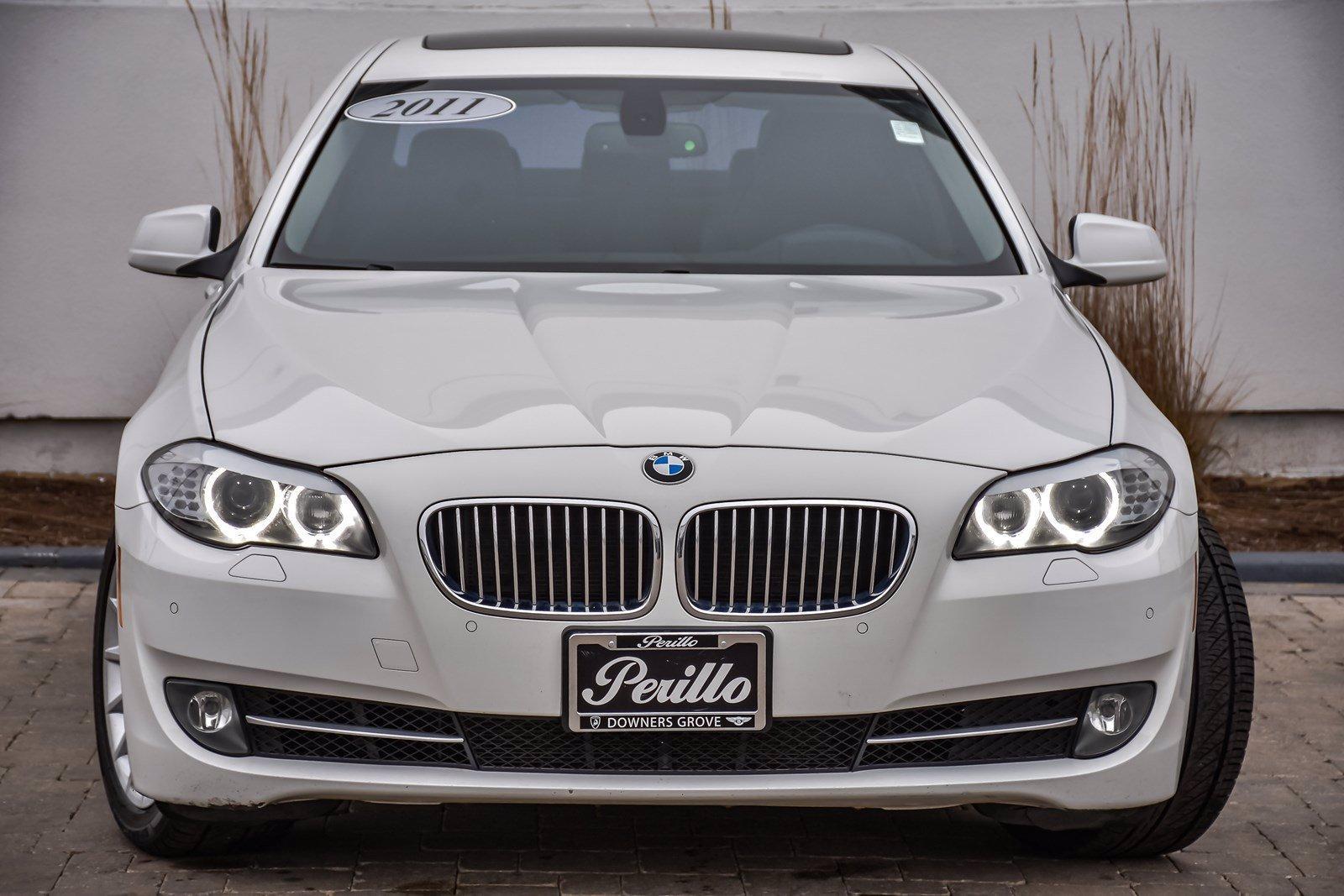 Used 2011 BMW 5 Series 535i xDrive Premium | Downers Grove, IL