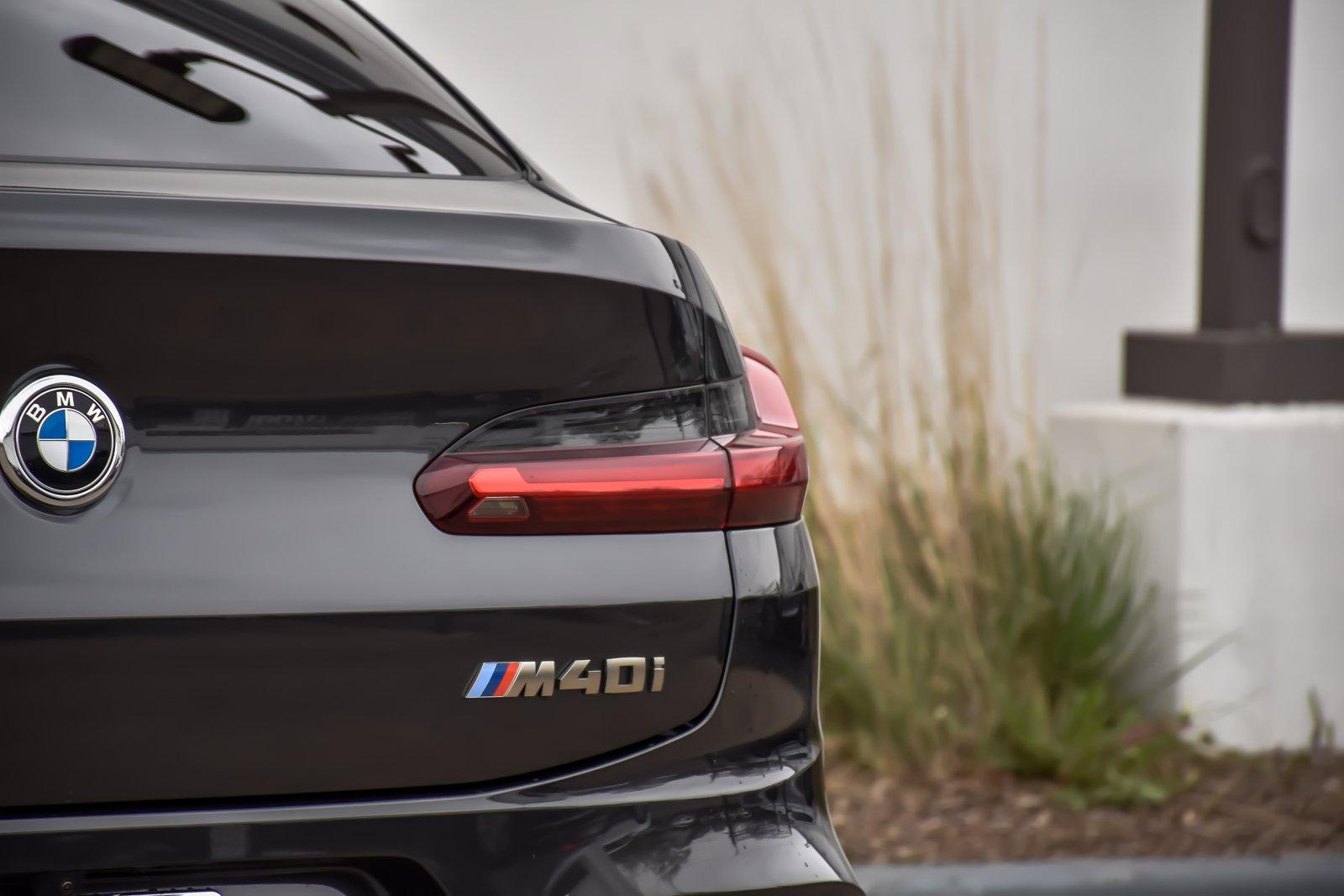 Used 2020 BMW X4 M40i Executive   Downers Grove, IL