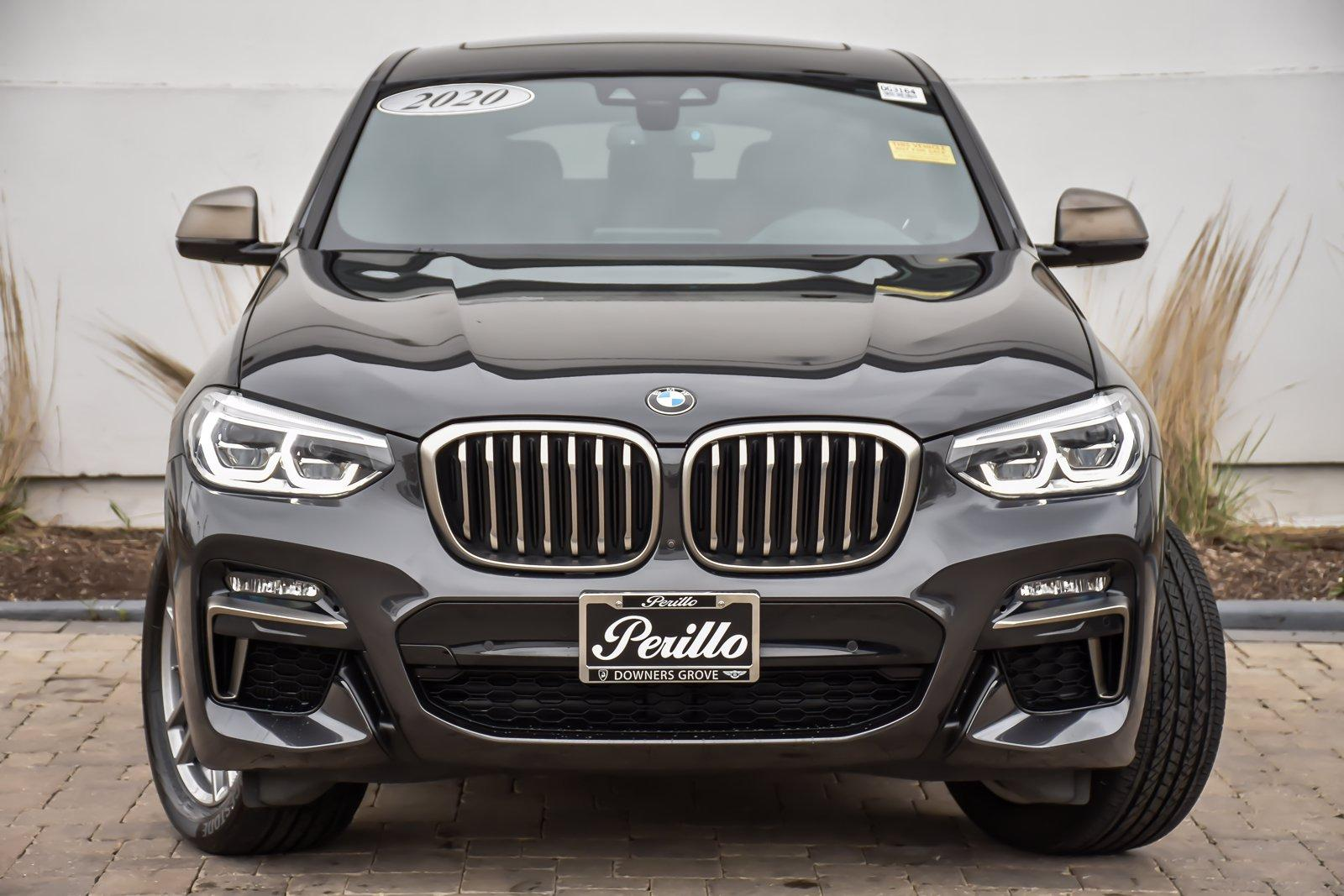 Used 2020 BMW X4 M40i Executive | Downers Grove, IL