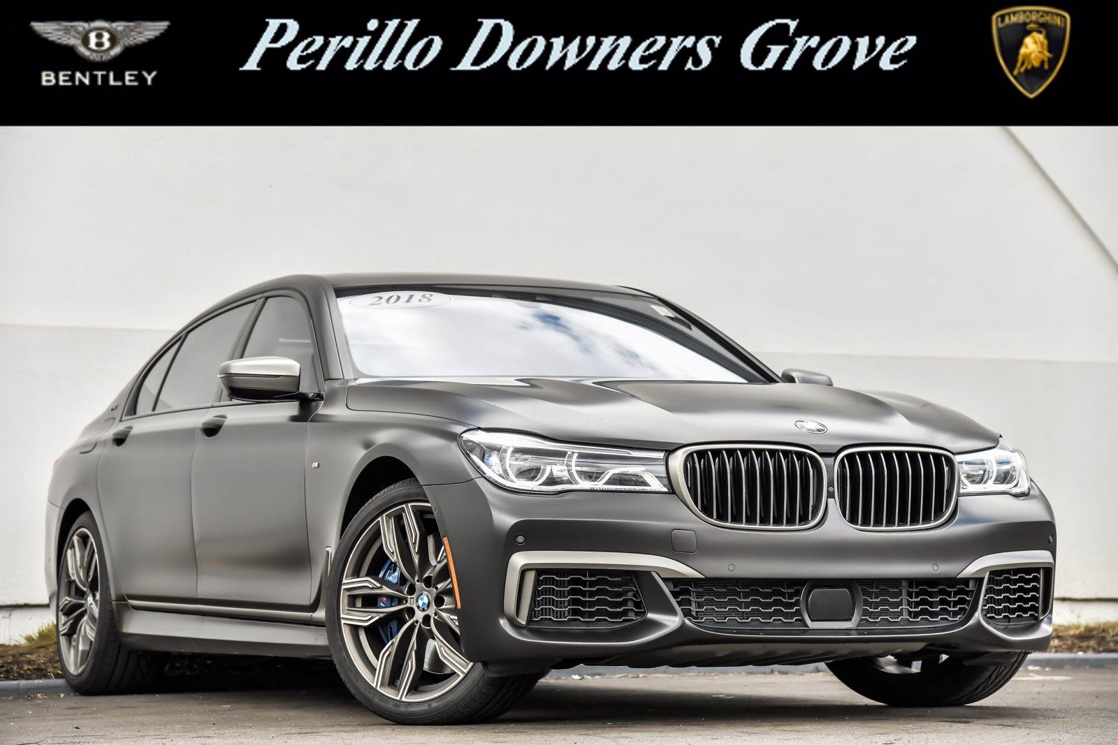 Used 2018 BMW 7 Series M760i xDrive | Downers Grove, IL