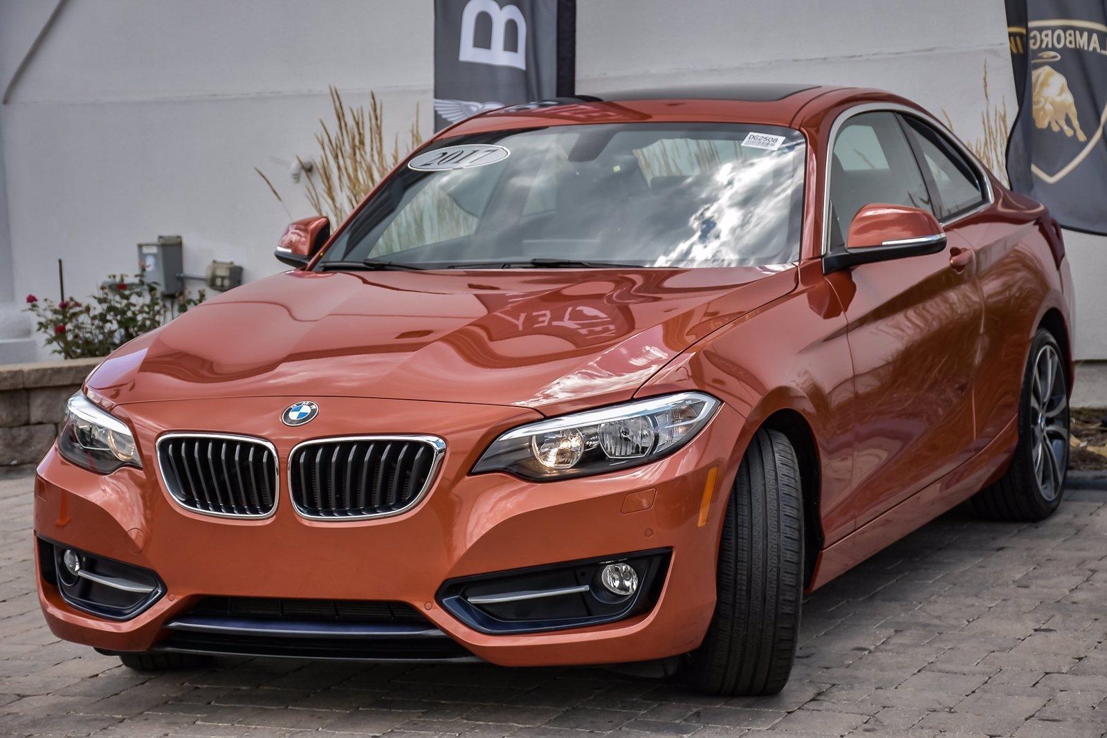 Used 2017 BMW 2 Series 230i xDrive Premium Sport-Line With Navigation | Downers Grove, IL