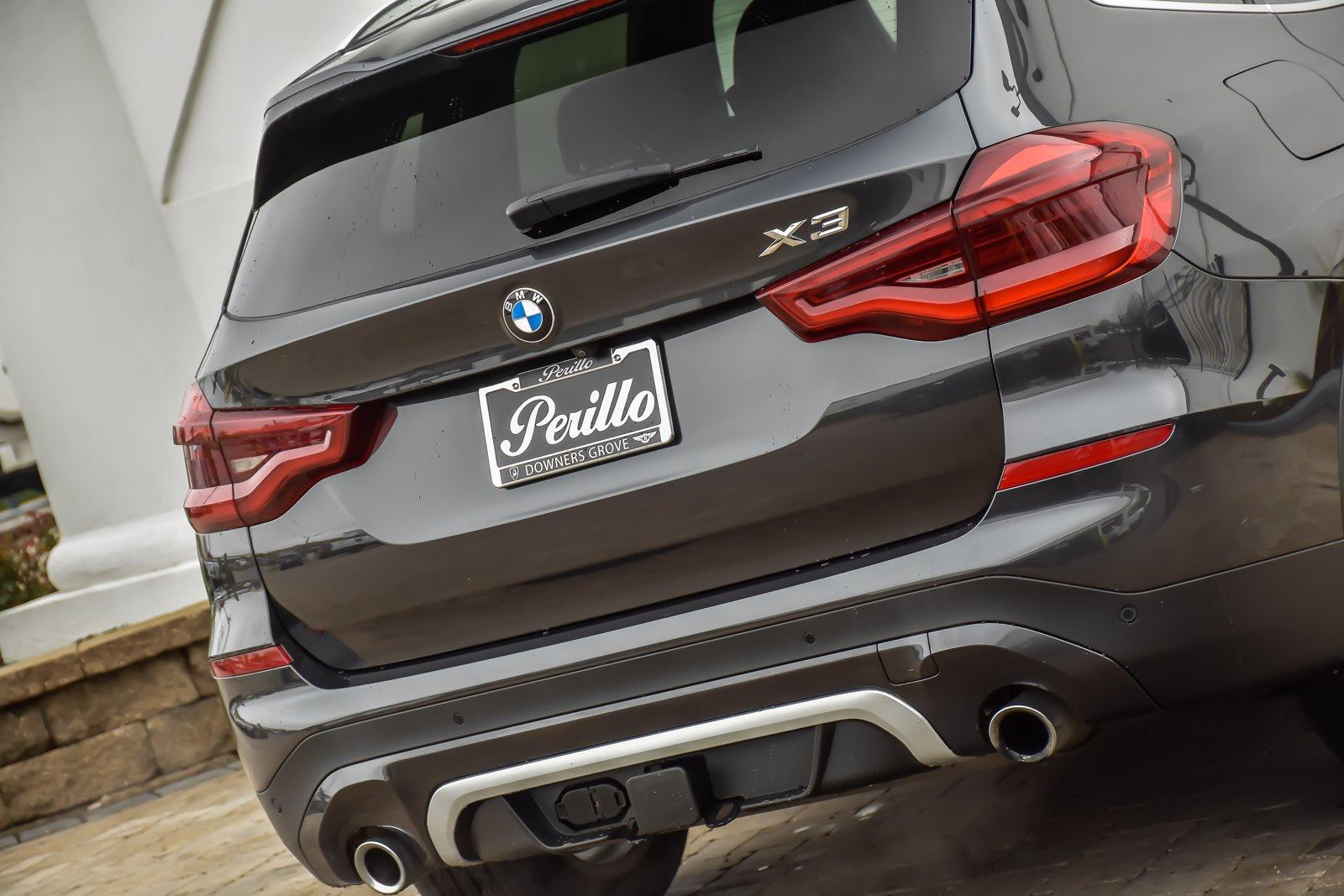 Used 2018 BMW X3 xDrive30i X-Line Premium With Navigation | Downers Grove, IL