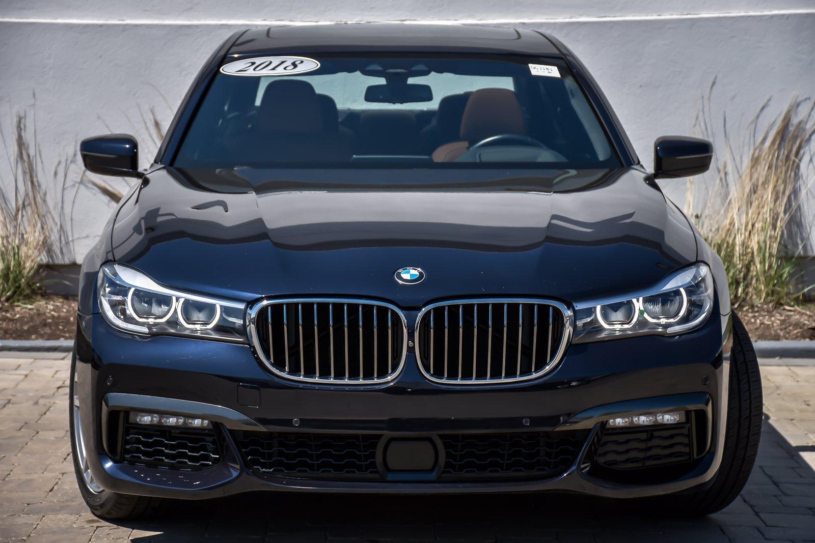 Used 2018 BMW 7 Series 740i xDrive M-Sport Executive | Downers Grove, IL