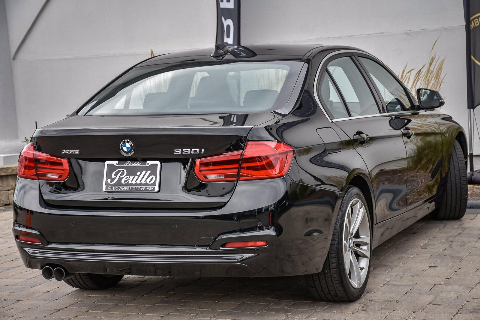 Used 2017 BMW 3 Series 330i xDrive Sport-Line With Navigation | Downers Grove, IL