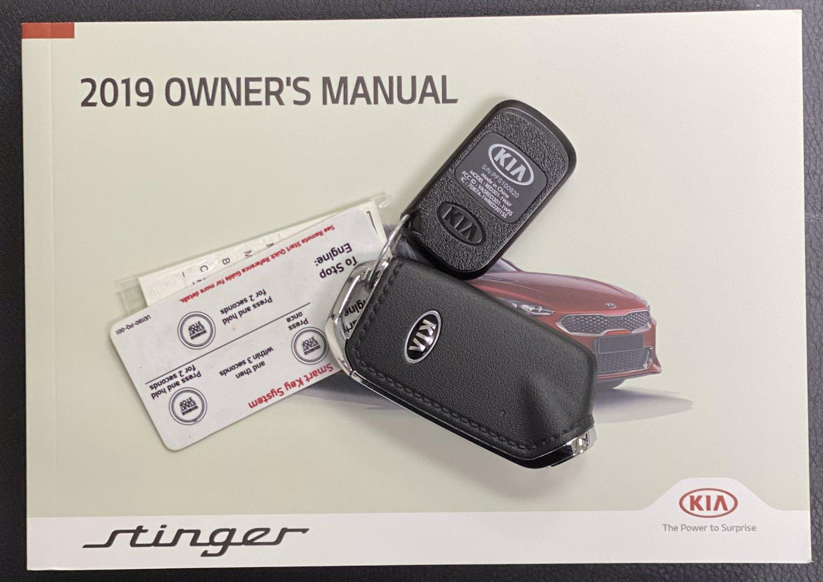 Used 2019 Kia Stinger GT2 | Downers Grove, IL