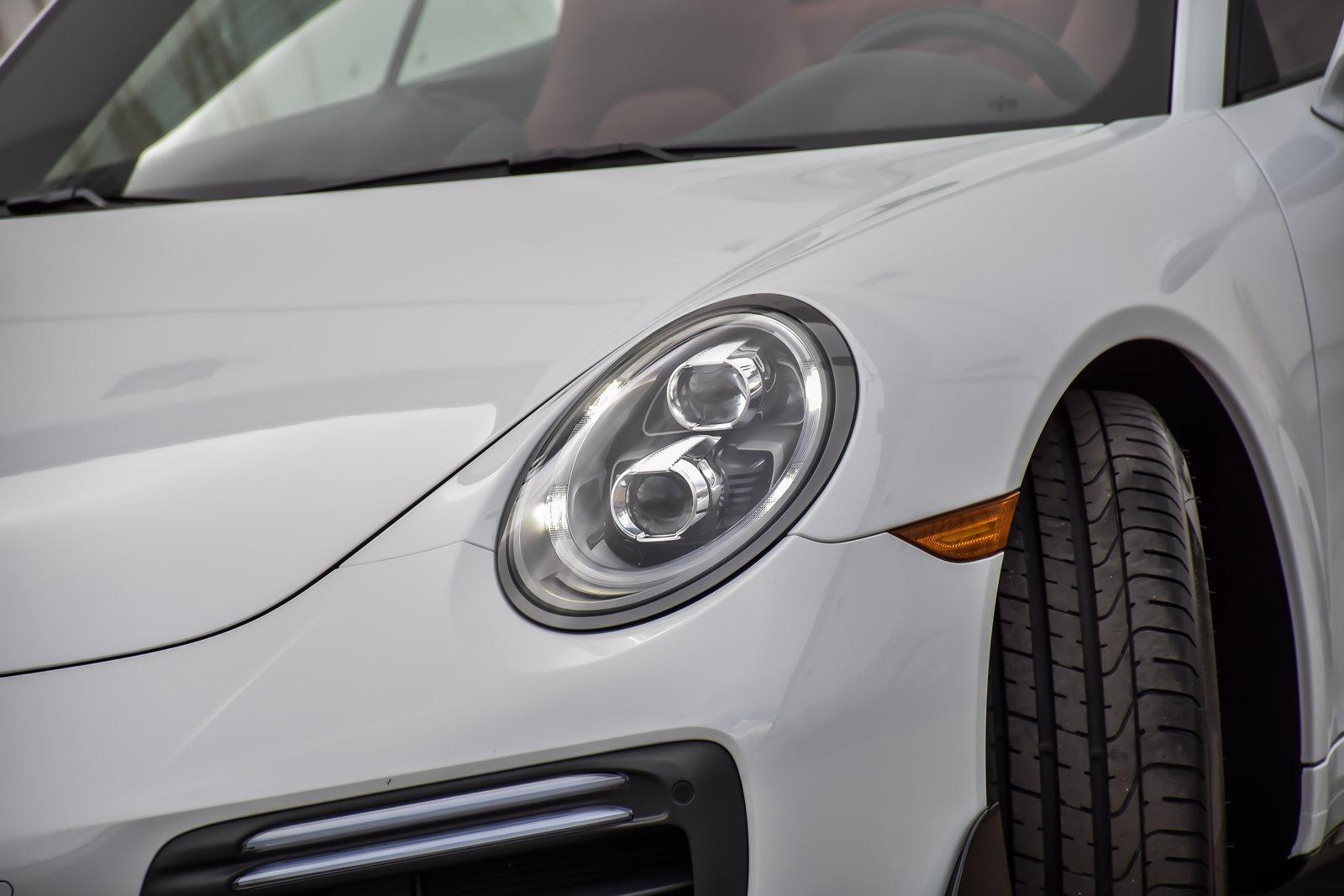 Used 2019 Porsche 911 Turbo S Cabriolet | Downers Grove, IL