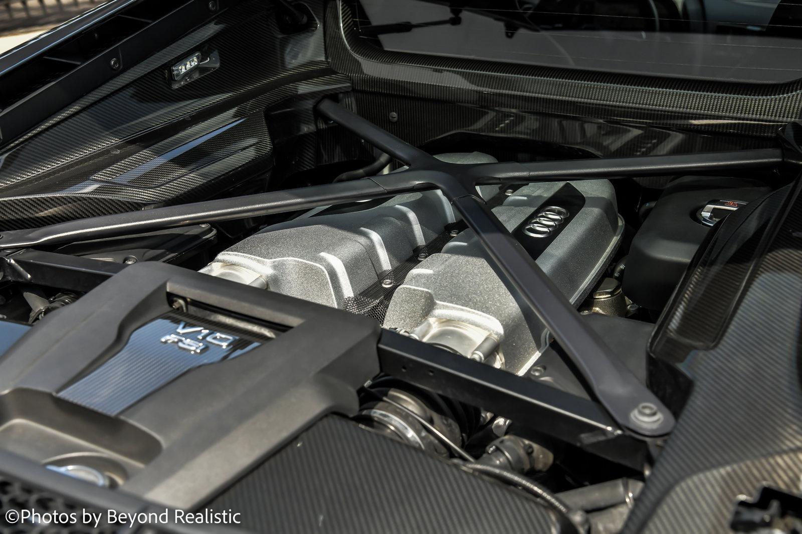 Used 2018 Audi R8 Coupe V10 Plus, Black Optic Pkg, | Downers Grove, IL