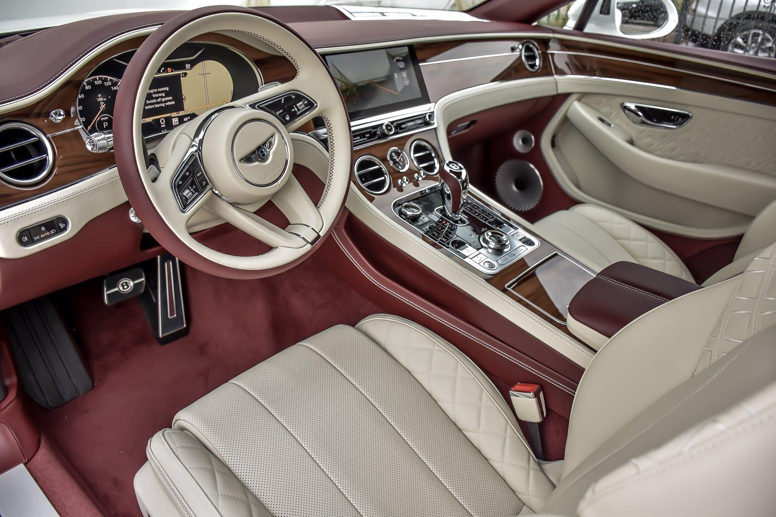 New 2021 Bentley Continental GT Convertible   Downers Grove, IL