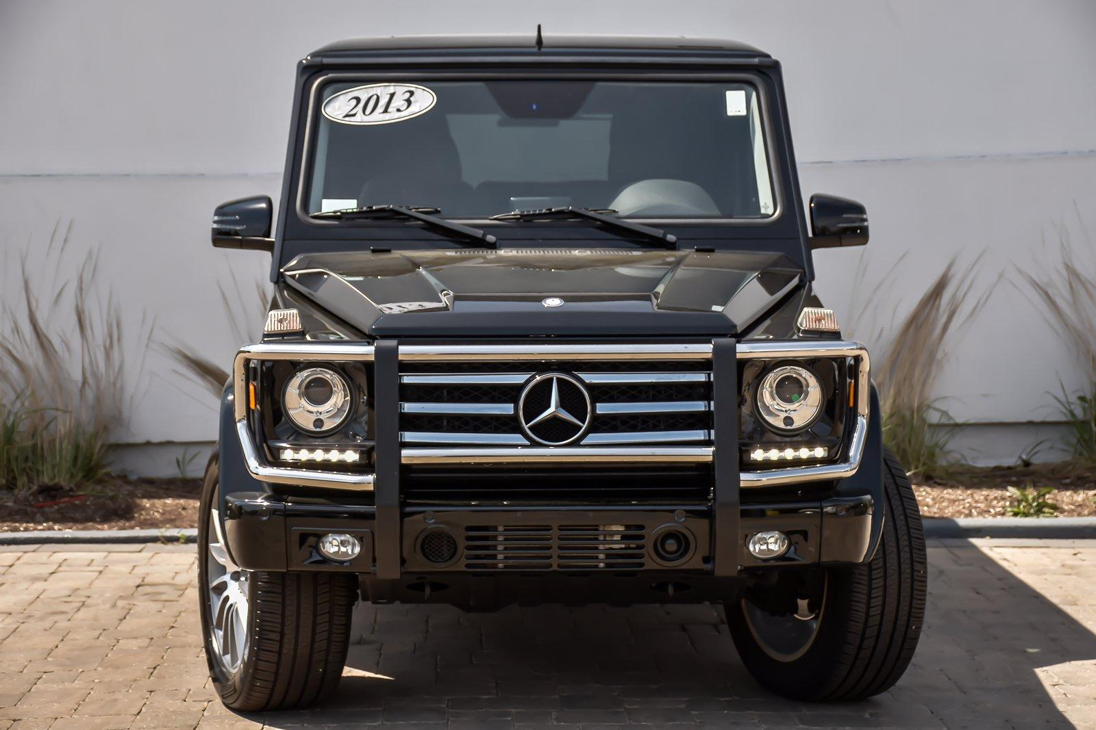 Used 2013 Mercedes-Benz G-Class G 550 | Downers Grove, IL
