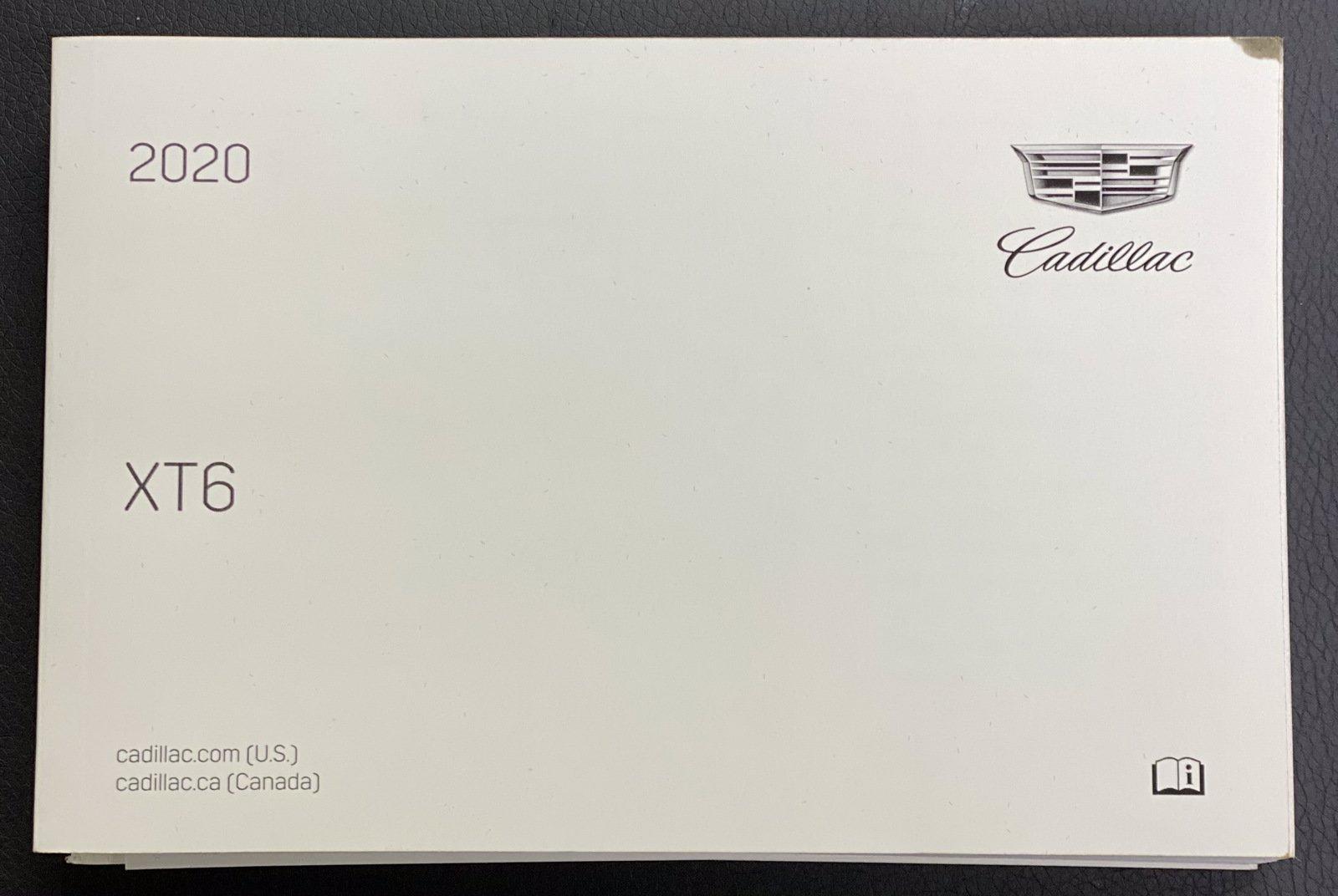 Used 2020 Cadillac XT6 Premium Luxury w/Nav/3rd Row   Downers Grove, IL