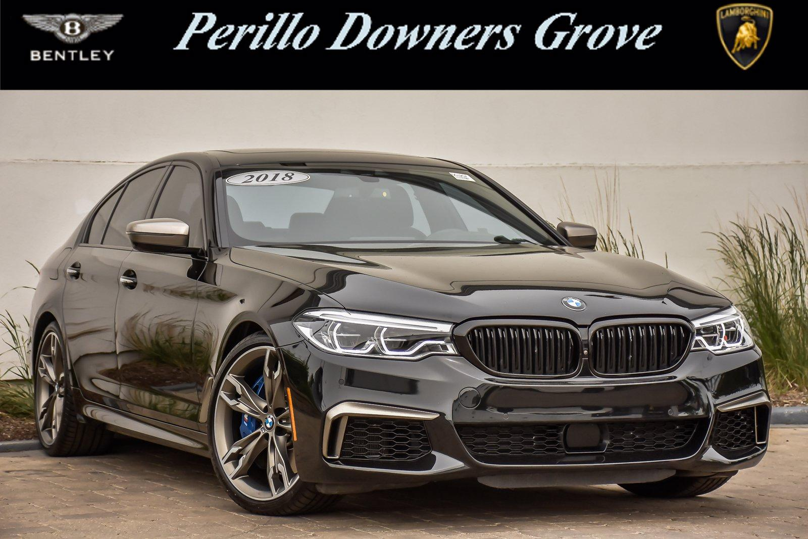 Used 2018 BMW 5 Series M550i xDrive | Downers Grove, IL