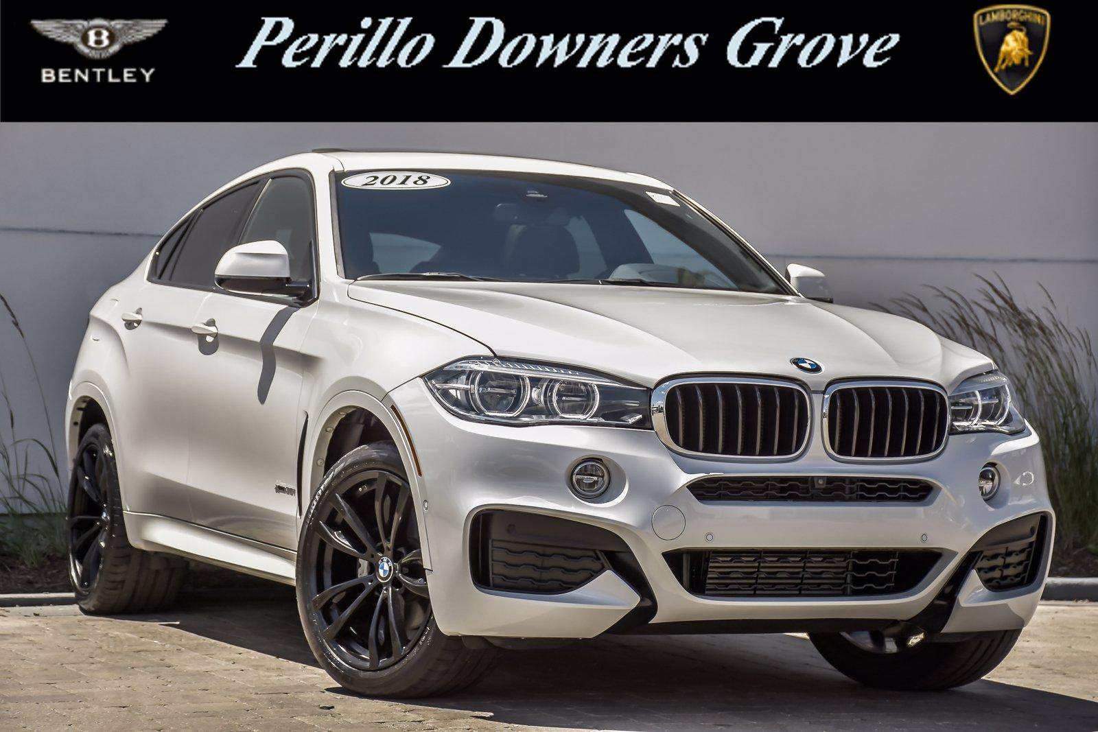 Used 2018 BMW X6 xDrive35i | Downers Grove, IL