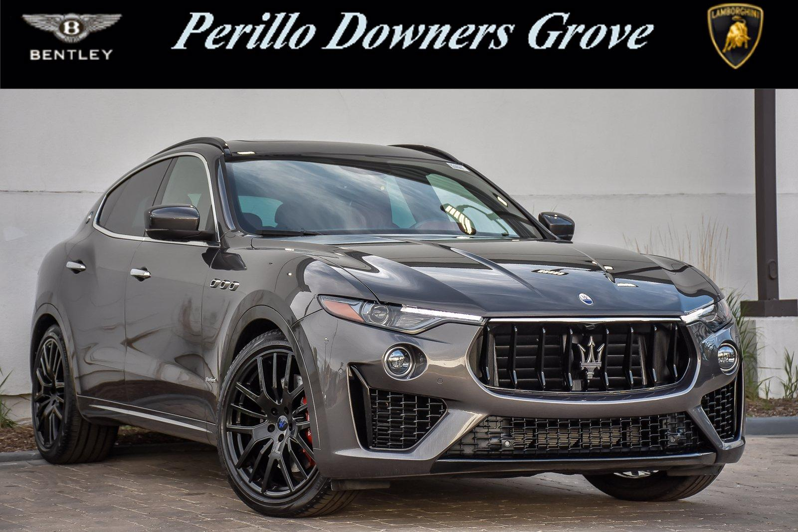 Used 2019 Maserati Levante S GranSport | Downers Grove, IL