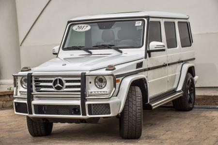 Used 2017 Mercedes-Benz G-Class G 550   Downers Grove, IL