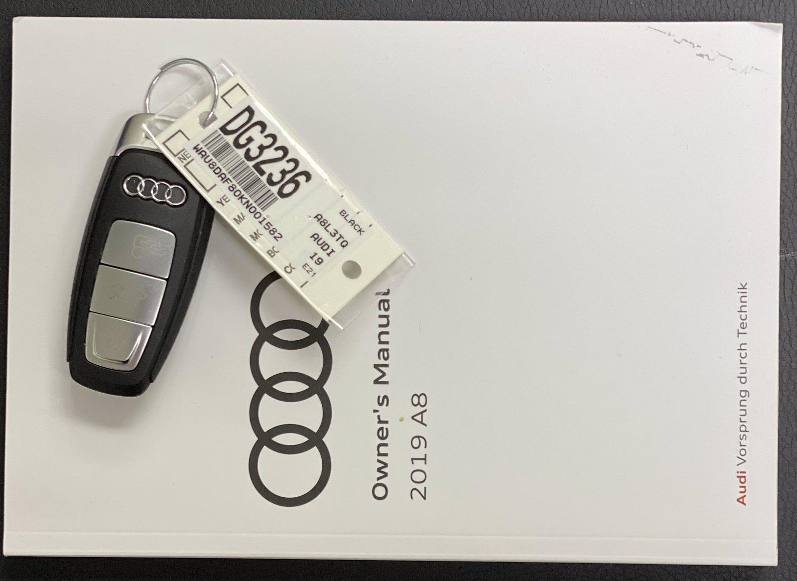 Used 2019 Audi A8 L Executive/First Edition | Downers Grove, IL