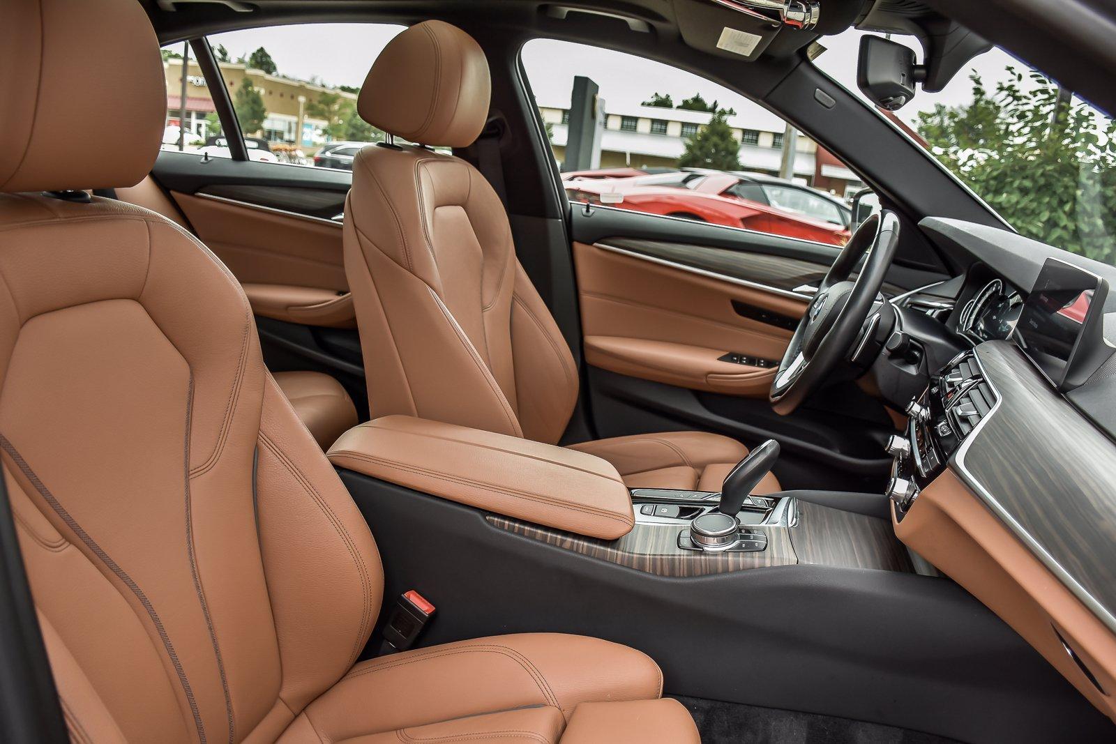 Used 2018 BMW 5 Series 530i xDrive Sport-Line Premium | Downers Grove, IL