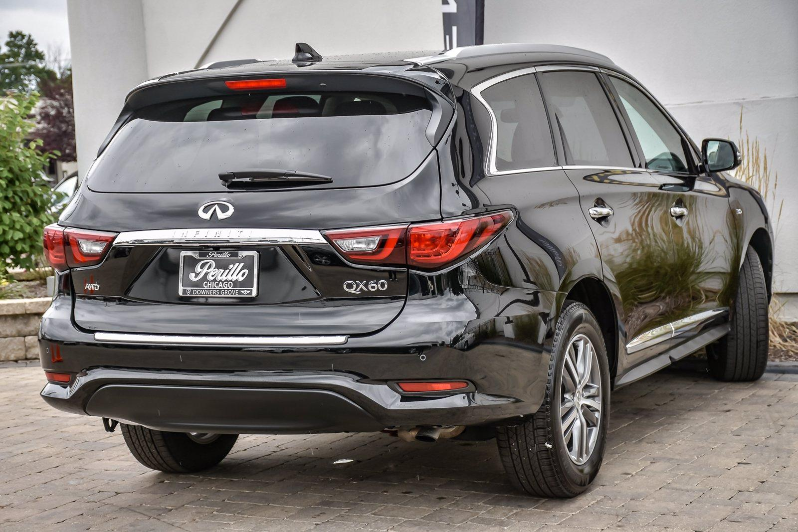 Used 2020 INFINITI QX60 LUXE, 3rd Row, With Navigation | Downers Grove, IL