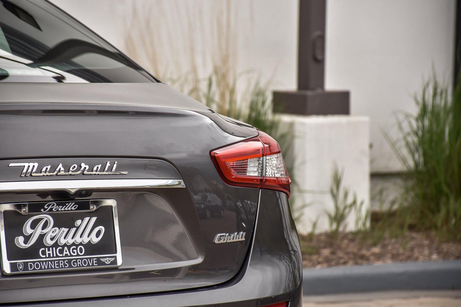 Used 2020 Maserati Ghibli S Q4 GranLusso | Downers Grove, IL