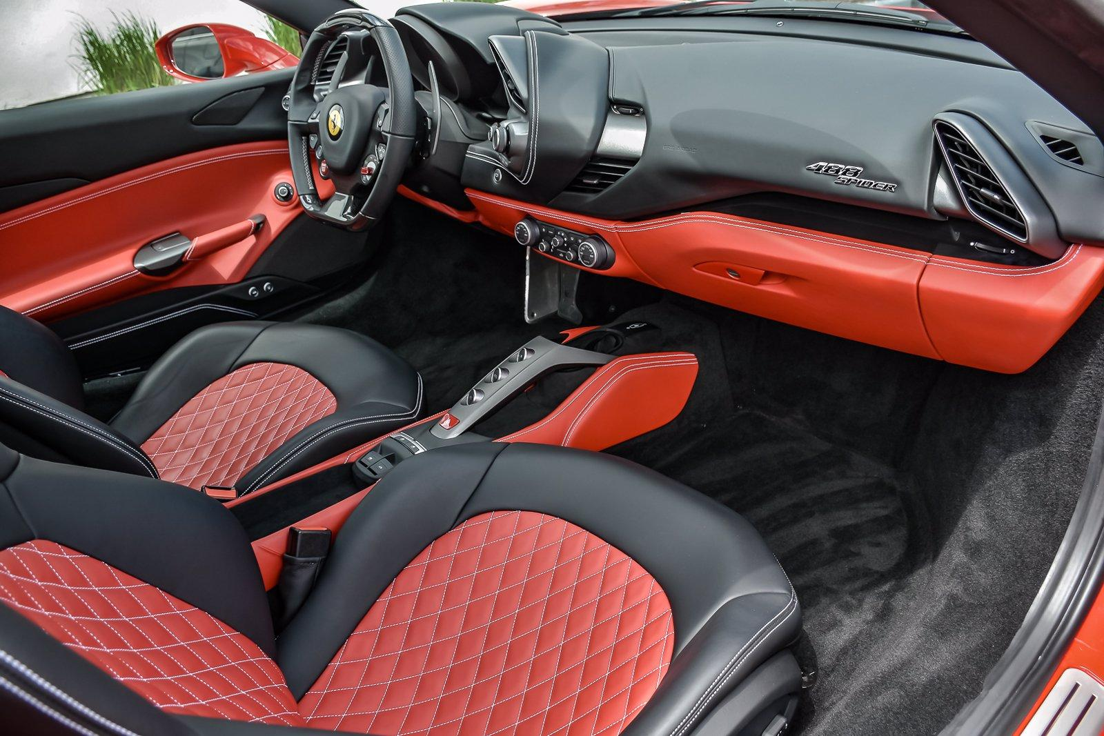 Used 2019 Ferrari 488 Spider    Downers Grove, IL