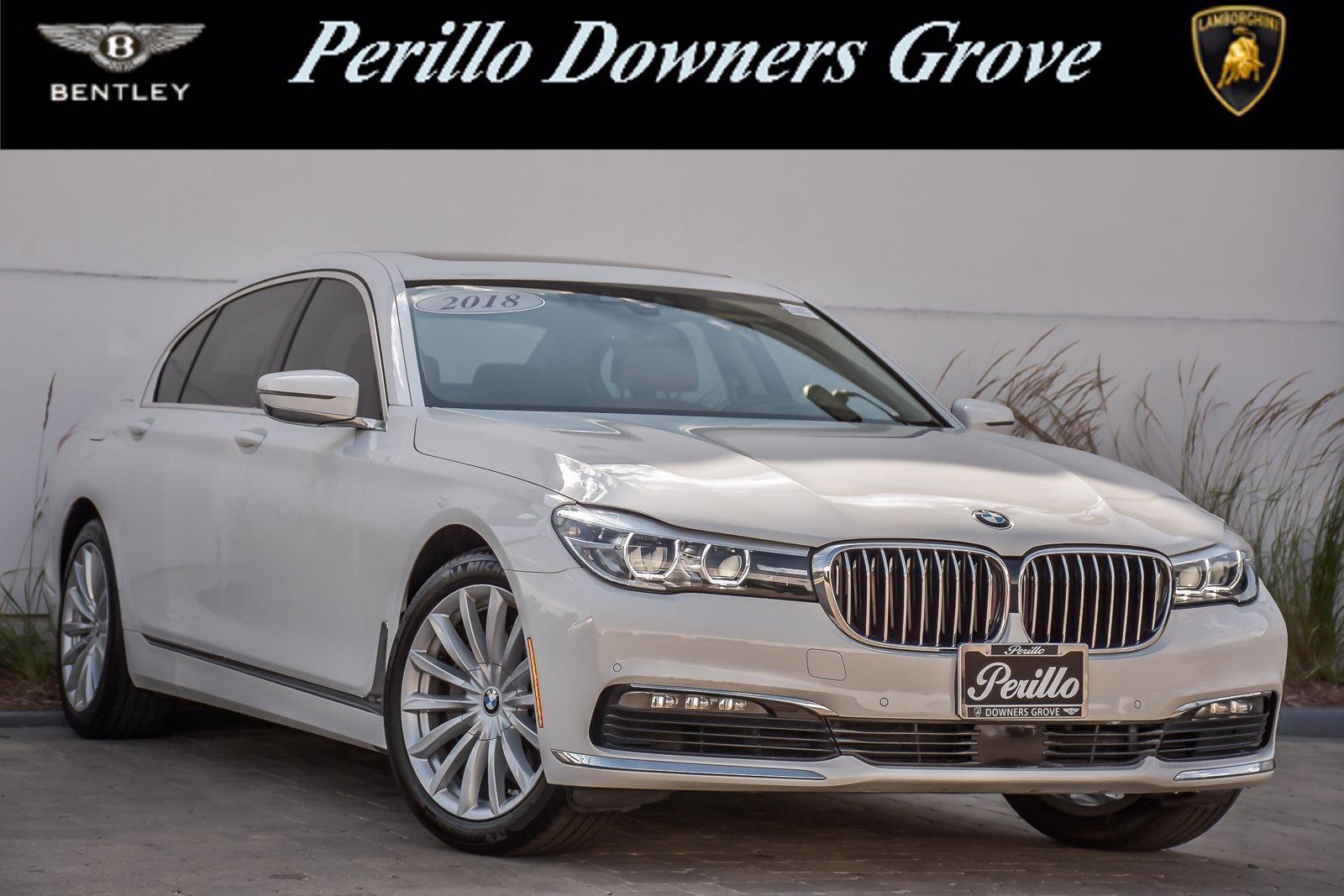 Used 2018 BMW 7 Series 740i xDrive | Downers Grove, IL