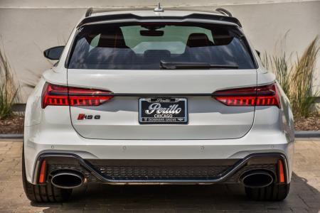 Used 2021 Audi RS 6 Avant Executive Black Optic Pkg | Downers Grove, IL