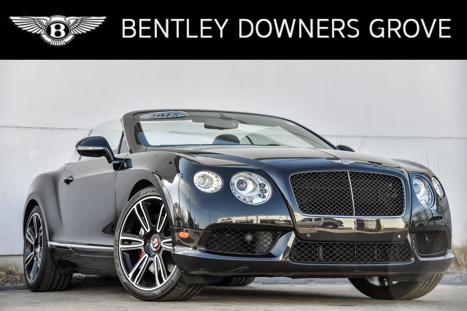 Used 2015 Bentley Continental GT V8 Convertible | Downers Grove, IL