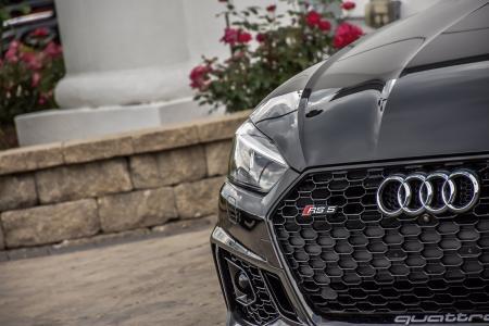 Used 2019 Audi RS 5 Sportback Dynamic Plus/Black Optic Carbon Pkg | Downers Grove, IL