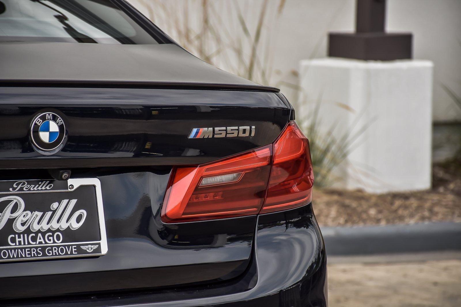 Used 2018 BMW 5 Series M550i xDrive Executive   Downers Grove, IL