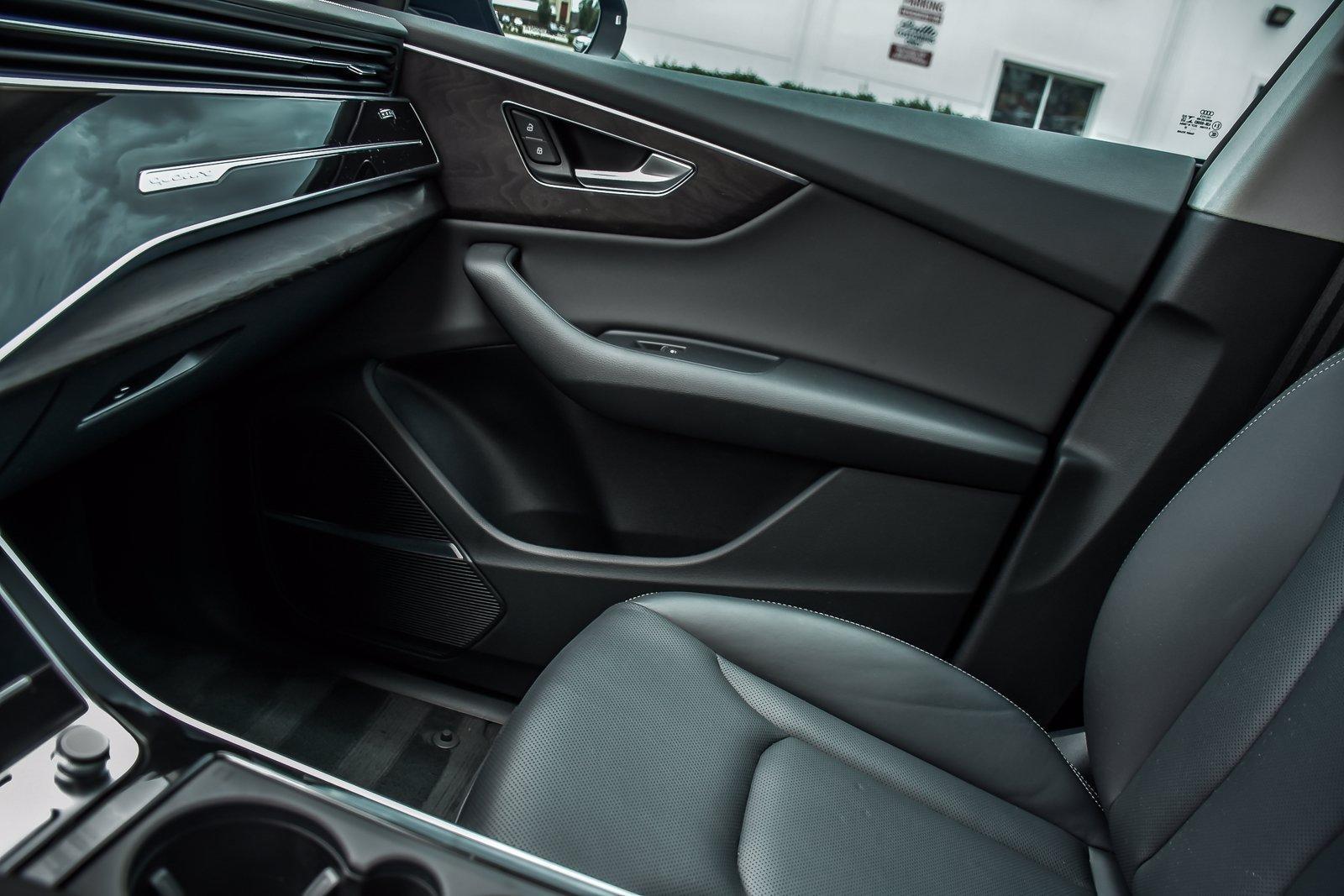 Used 2019 Audi Q8 Prestige Year One/Black Optic Pkg | Downers Grove, IL
