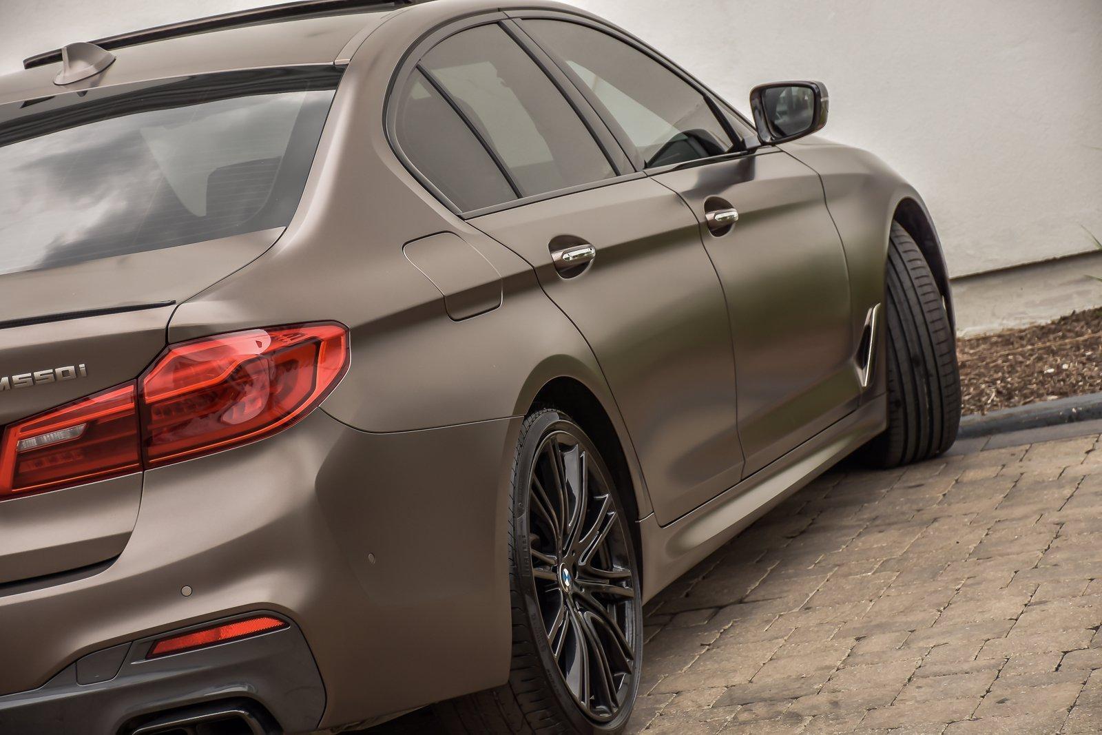 Used 2018 BMW 5 Series M550i xDrive   Downers Grove, IL