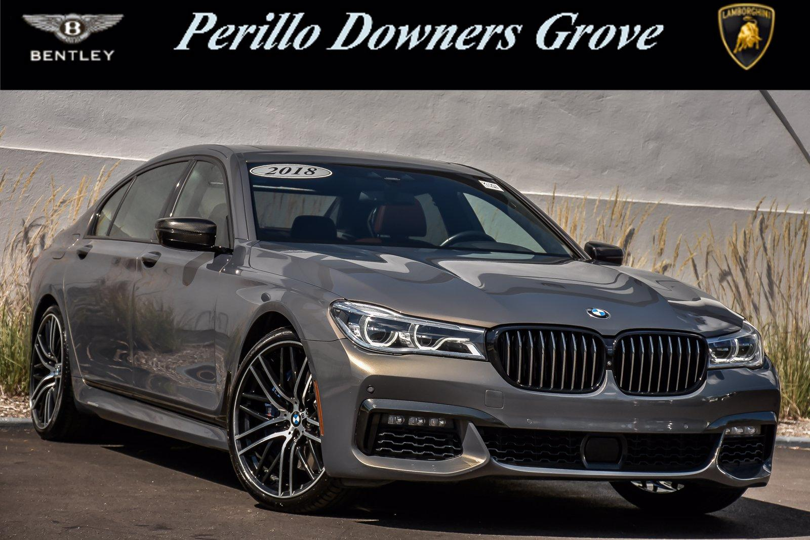 Used 2018 BMW 7 Series 750i   Downers Grove, IL