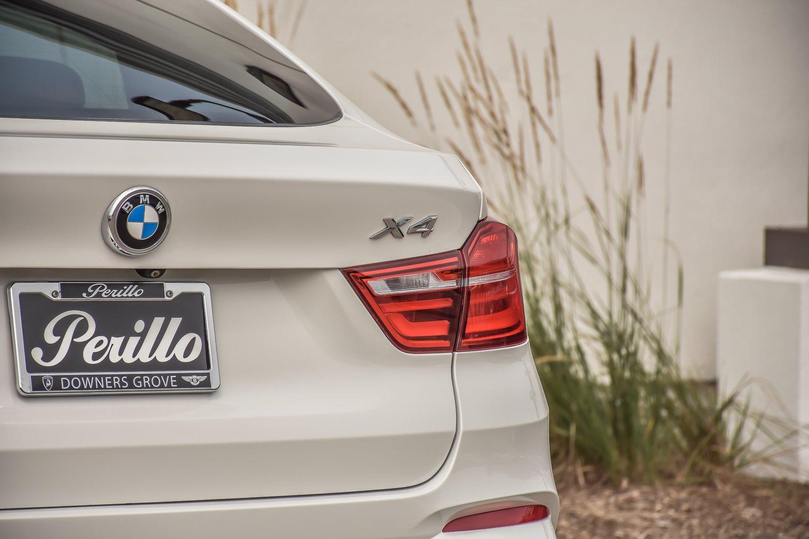 Used 2018 BMW X4 xDrive28i M-Sport Premium | Downers Grove, IL