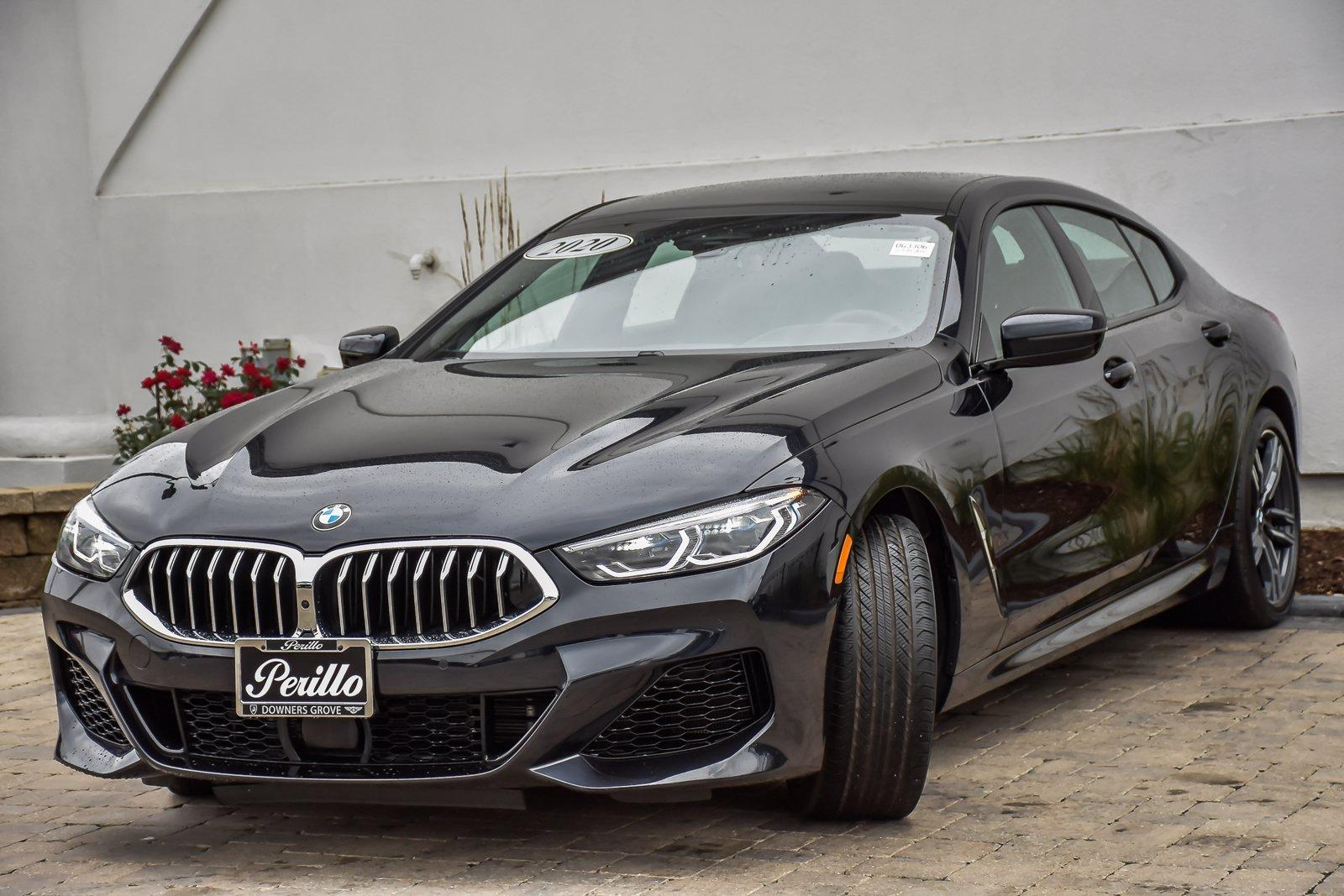 Used 2020 BMW 8 Series 840i Gran Coupe M-Sport | Downers Grove, IL