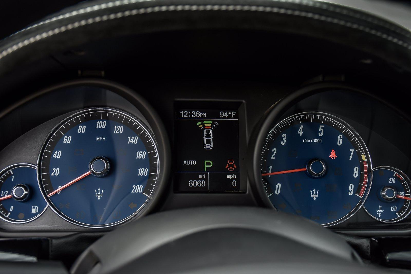 Used 2018 Maserati GranTurismo Convertible Sport | Downers Grove, IL