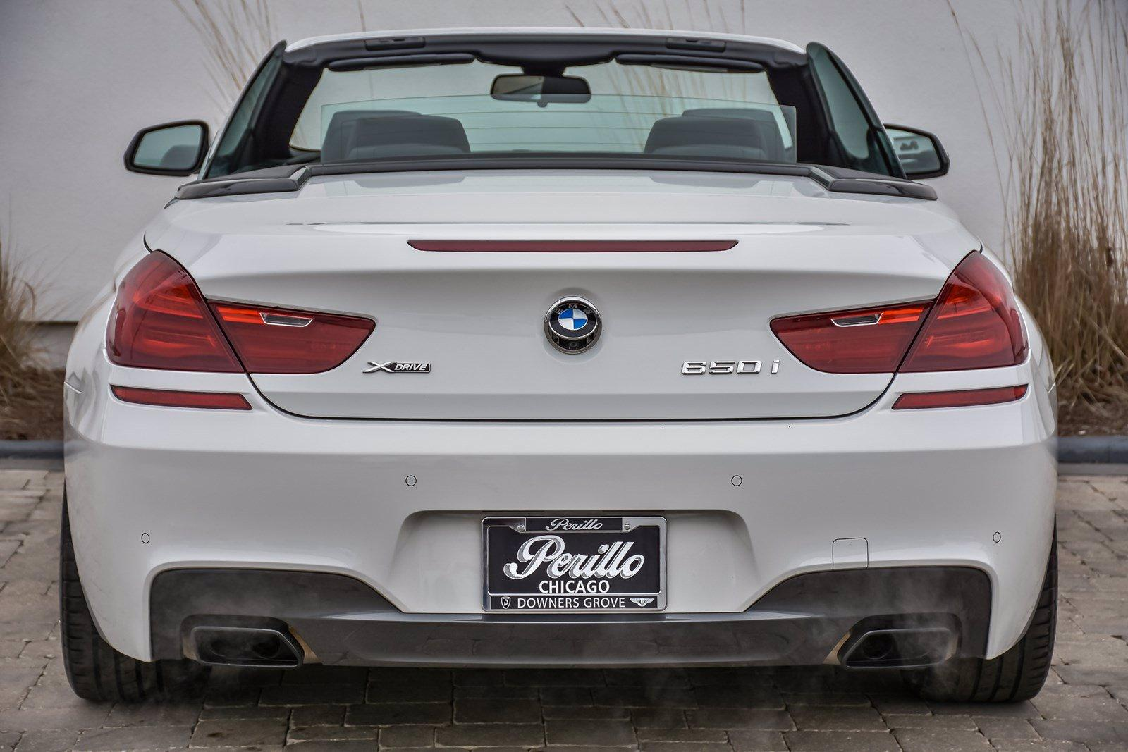 Used 2017 BMW 6 Series 650i xDrive M-Sport Executive | Downers Grove, IL