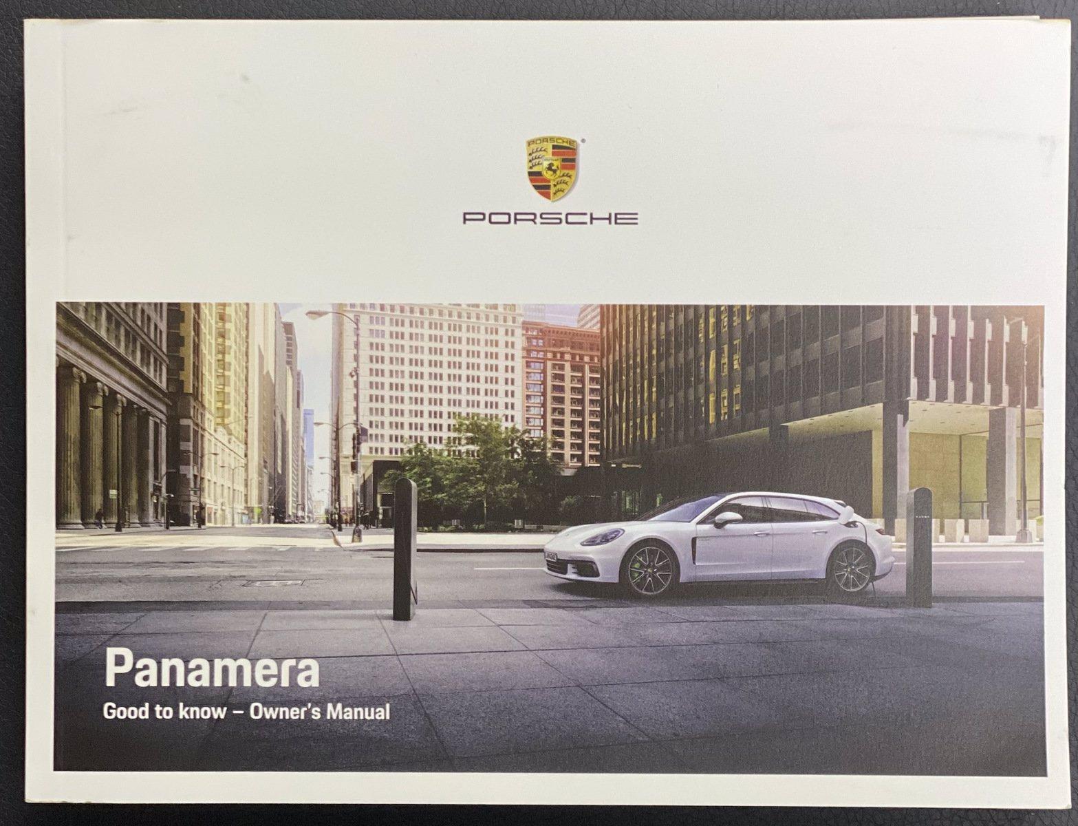 Used 2018 Porsche Panamera 4S Premium Plus   Downers Grove, IL