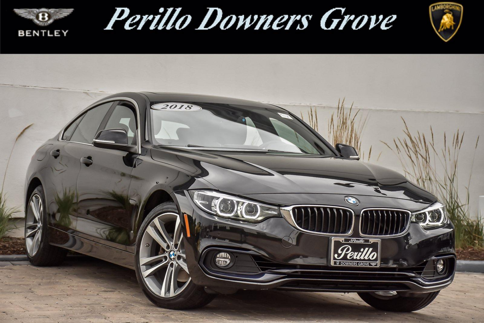 Used 2018 BMW 4 Series 430i xDrive Gran Coupe | Downers Grove, IL