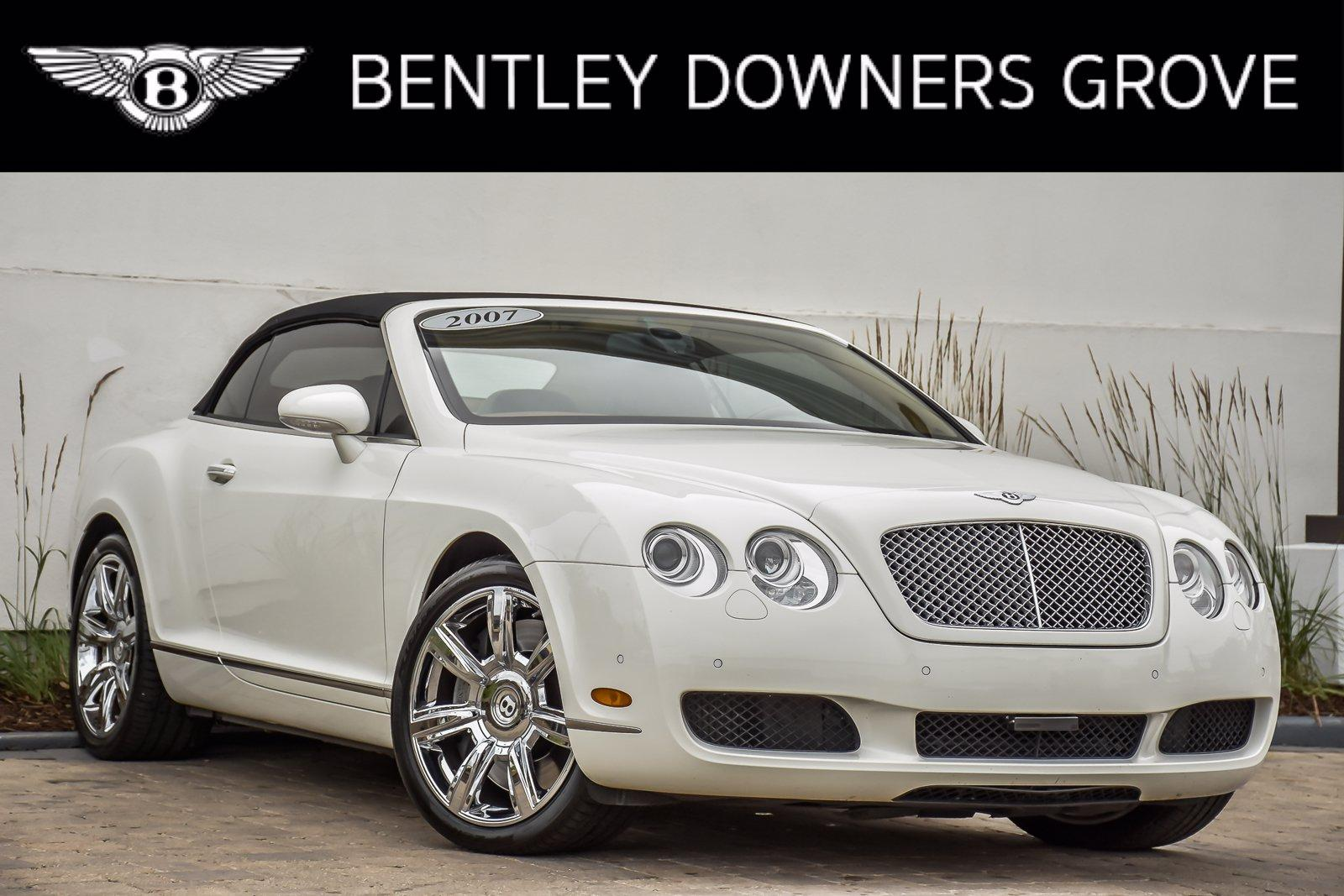 Used 2007 Bentley Continental GT Convertible | Downers Grove, IL