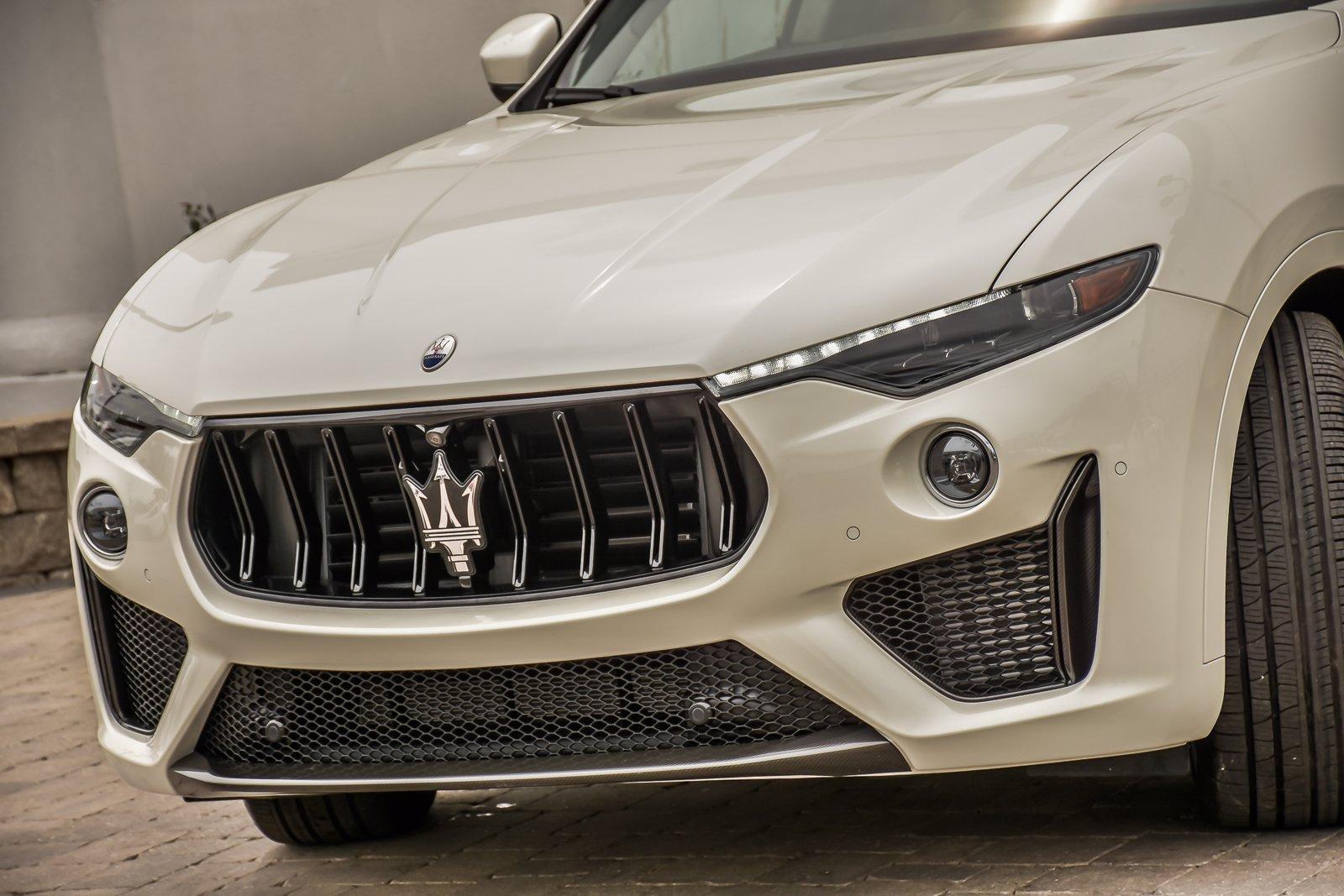 Used 2019 Maserati Levante Trofeo   Downers Grove, IL