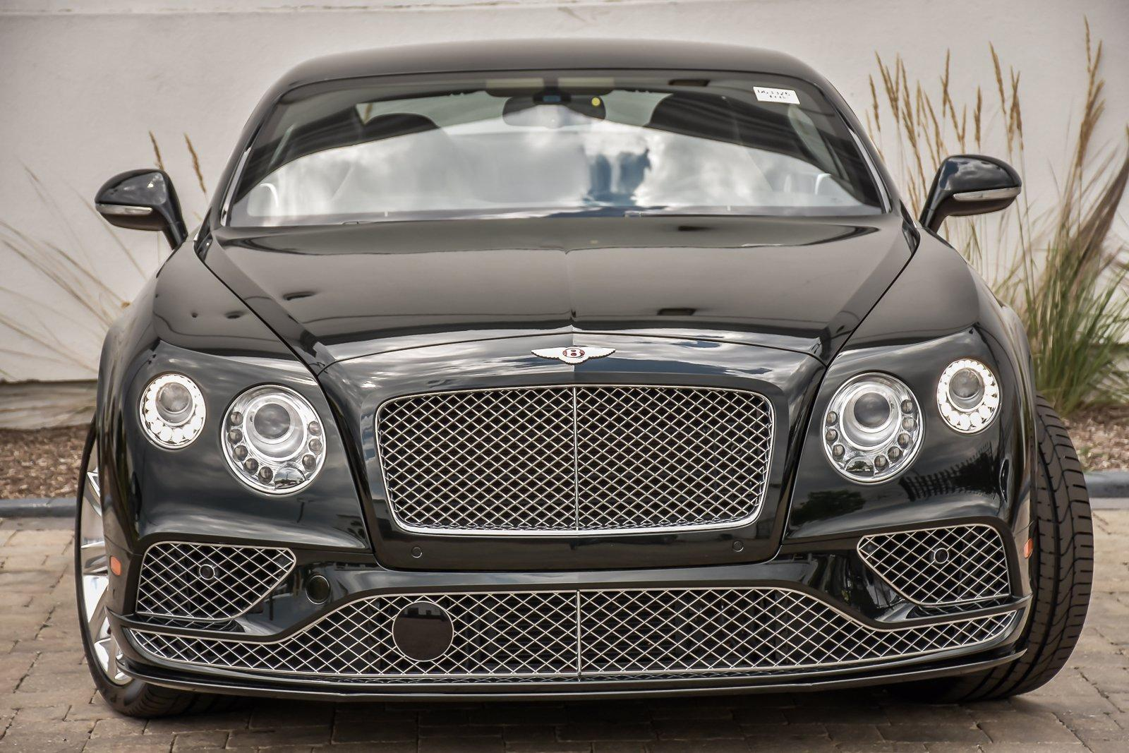 Used 2017 Bentley Continental GT V8 S Mulliner | Downers Grove, IL