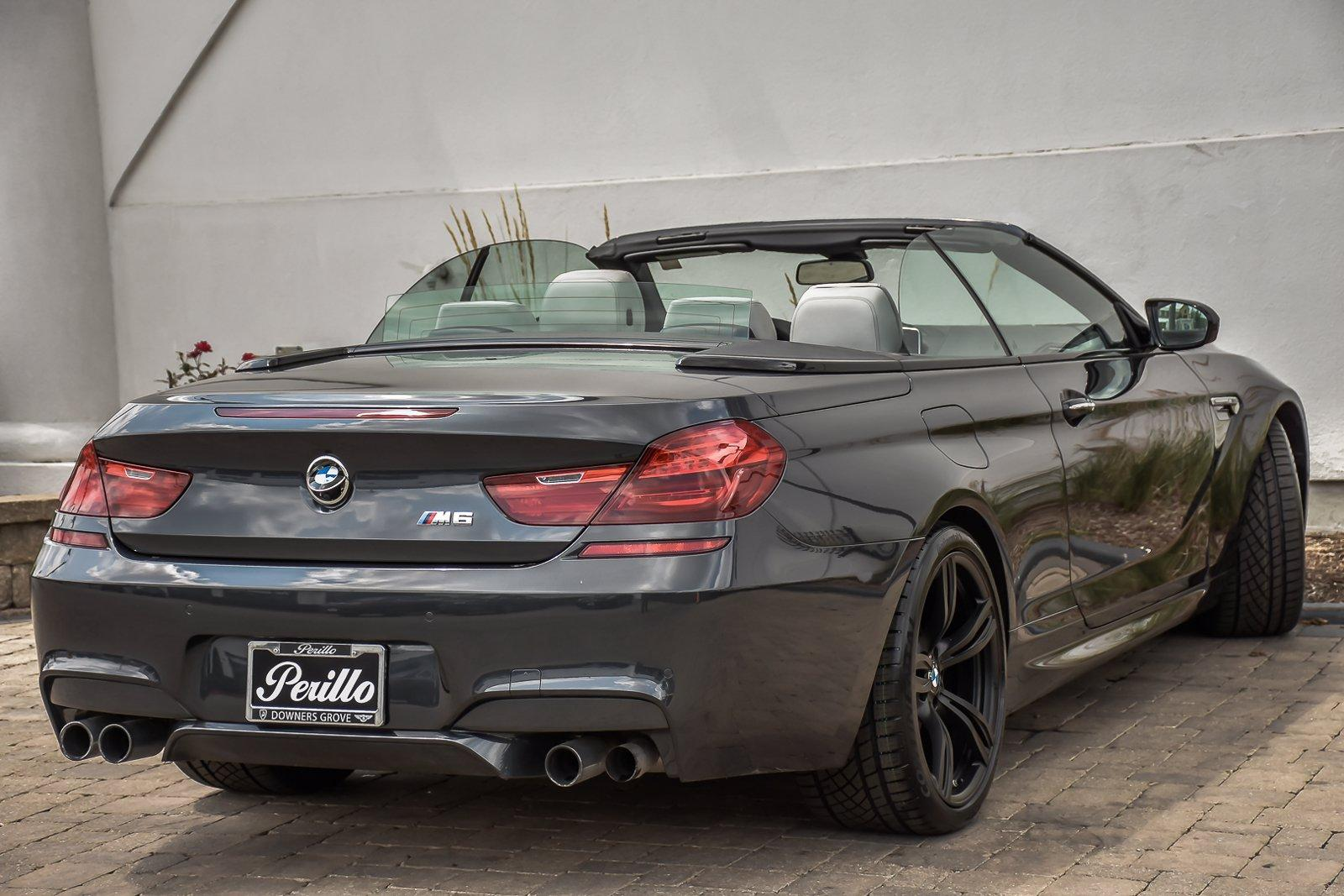 Used 2018 BMW M6 Convertible Executive | Downers Grove, IL