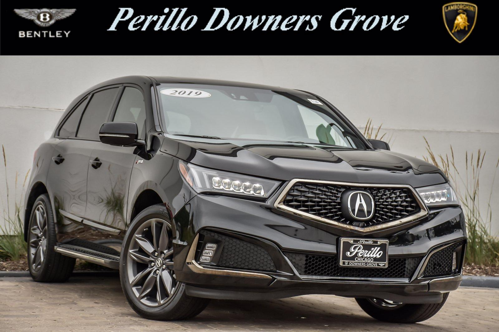 Used 2019 Acura MDX w/Technology/A-Spec Pkg | Downers Grove, IL