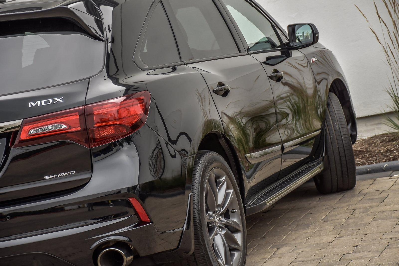 Used 2019 Acura MDX Technology/A-Spec Pkg/3rd Row | Downers Grove, IL