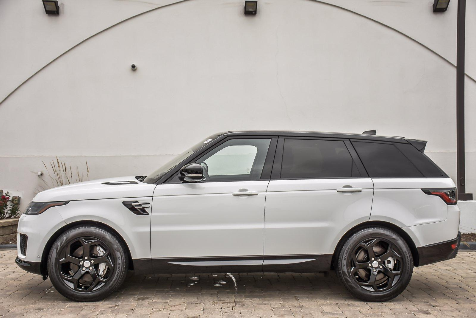Used 2018 Land Rover Range Rover Sport HSE | Downers Grove, IL