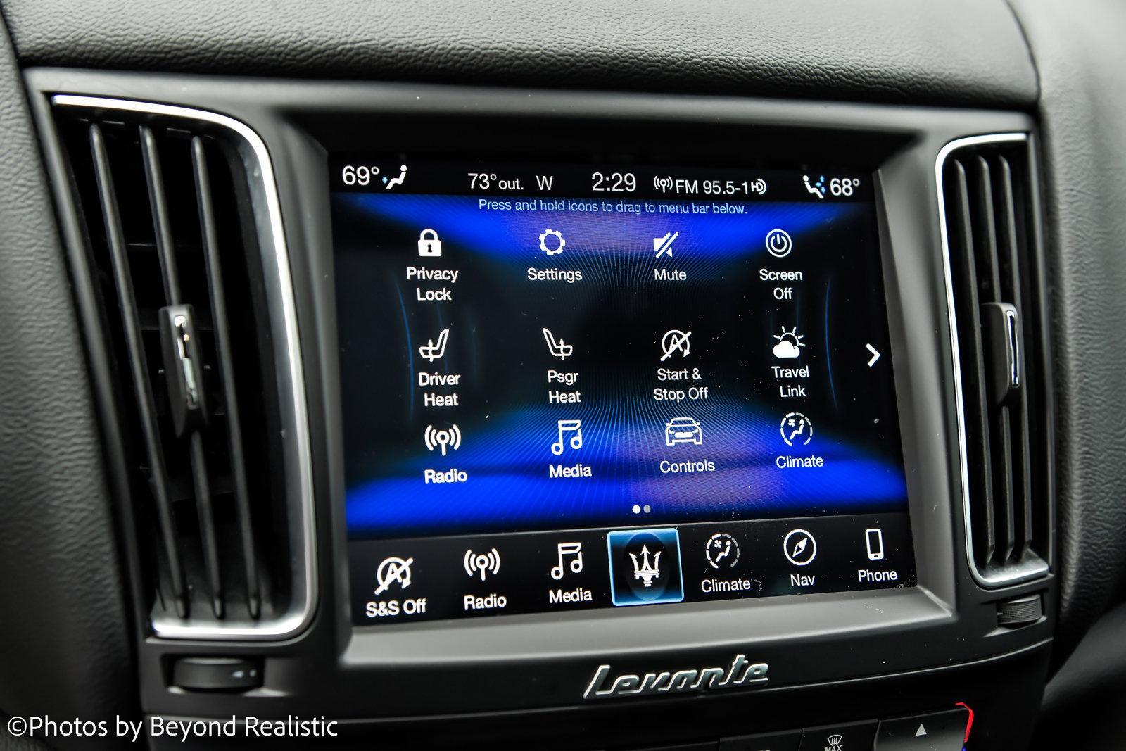 Used 2019 Maserati Levante    Downers Grove, IL