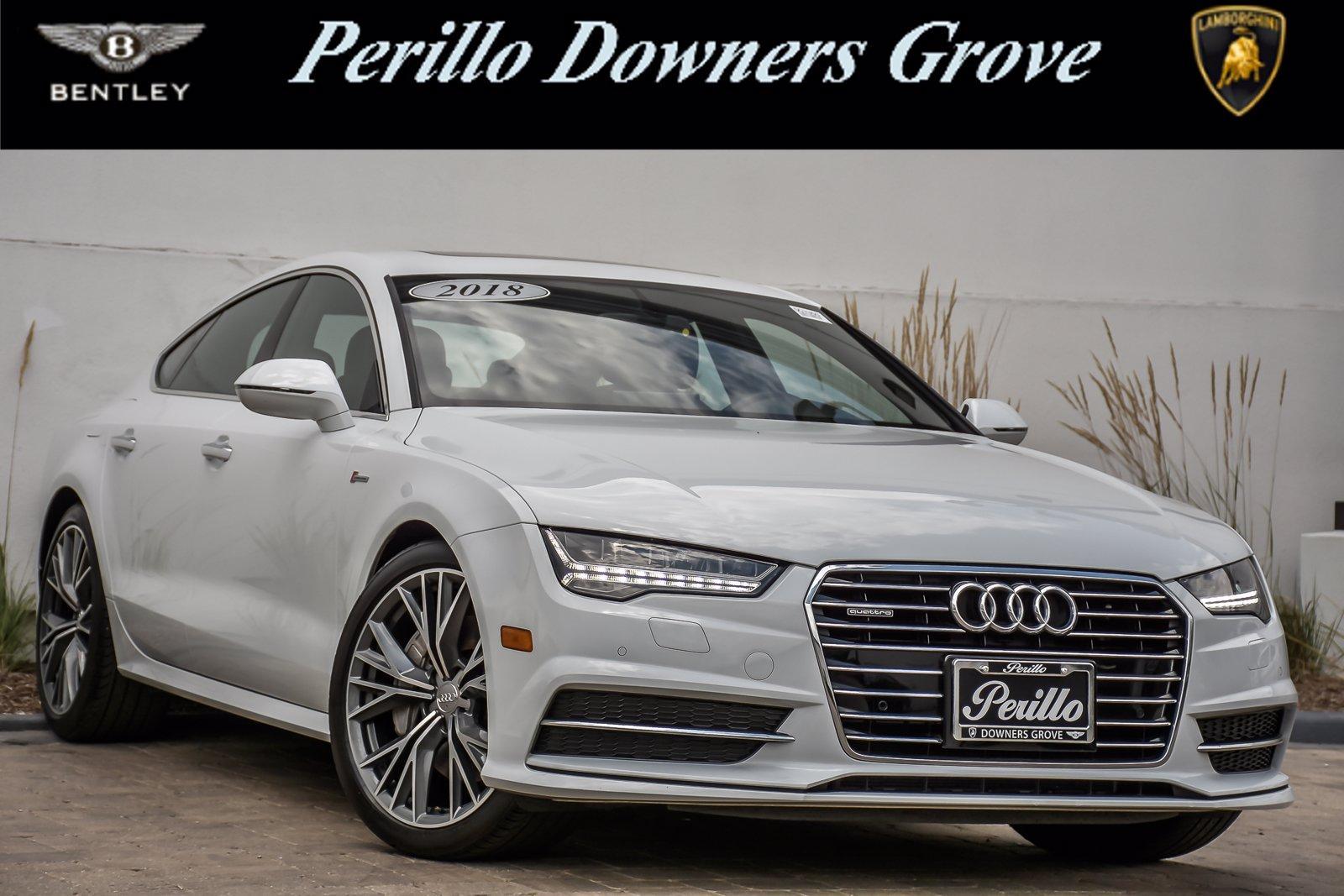 Used 2018 Audi A7 Premium Plus | Downers Grove, IL