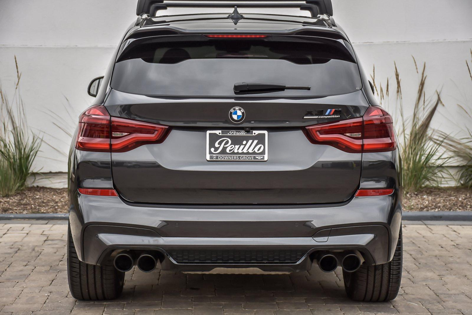 Used 2020 BMW X3 M Competition | Downers Grove, IL