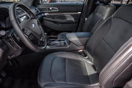 Used 2017 Ford Explorer Limited, 3rd Row, | Downers Grove, IL