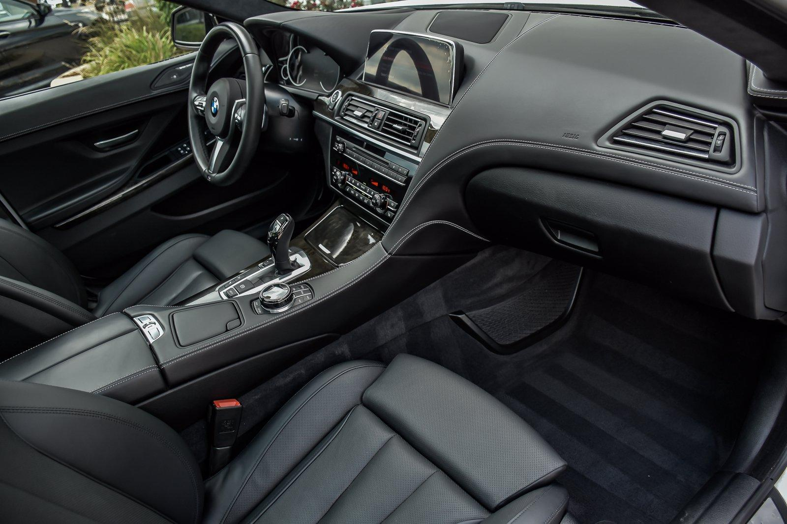 Used 2018 BMW 650i xDrive Gran Coupe M-Sport Executive  | Downers Grove, IL