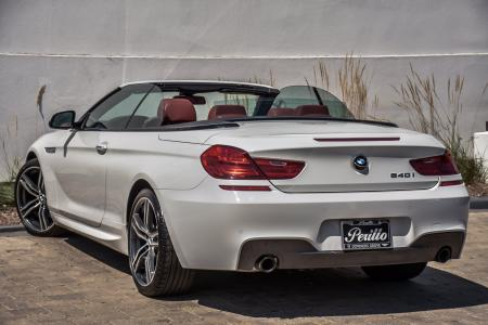 Used 2018 BMW 6 Series 640i Convertible M-Sport Executive | Downers Grove, IL